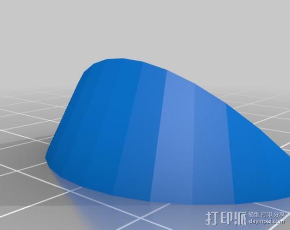 阿波罗尼斯锥 3D模型  图6