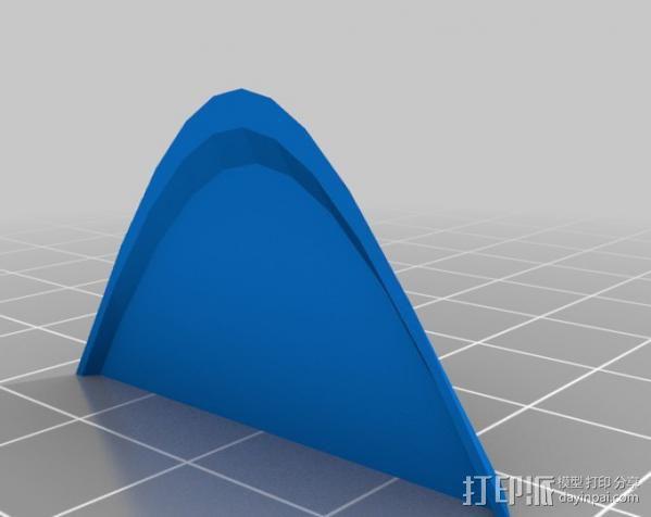 阿波罗尼斯锥 3D模型  图5
