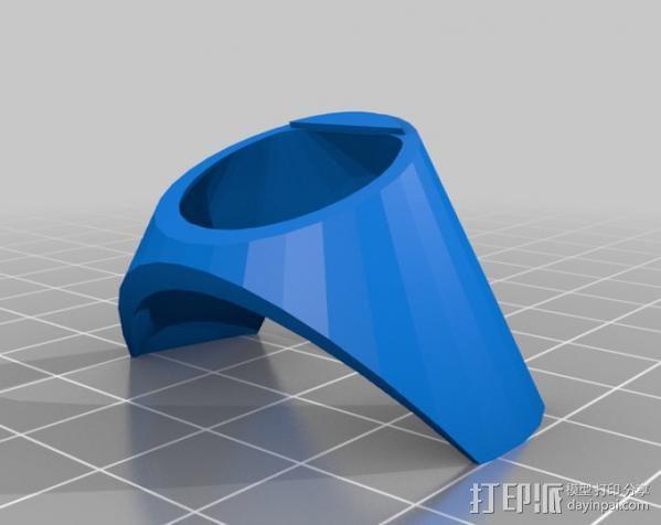 阿波罗尼斯锥 3D模型  图11