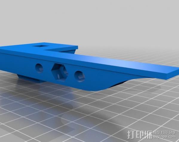 Ipod Touch适配器 3D模型  图2