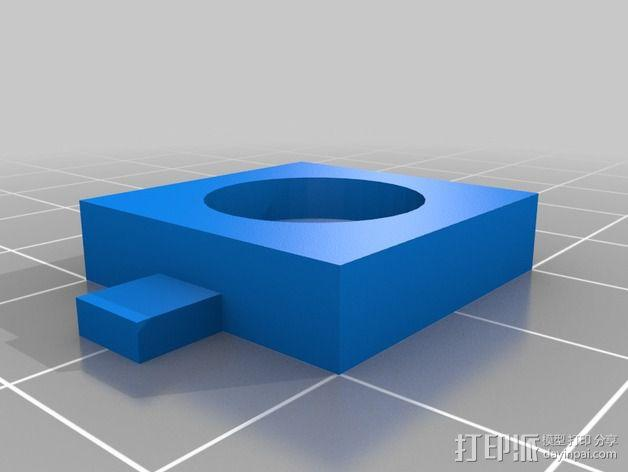 显微镜模型 3D模型  图5