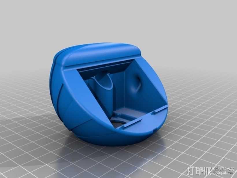 蚂蚁农场 模型 3D模型  图8