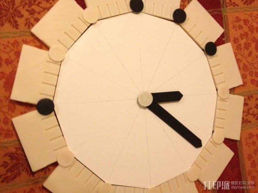 时钟 3D模型  图2