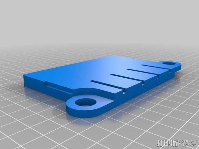 时钟 3D模型  图4