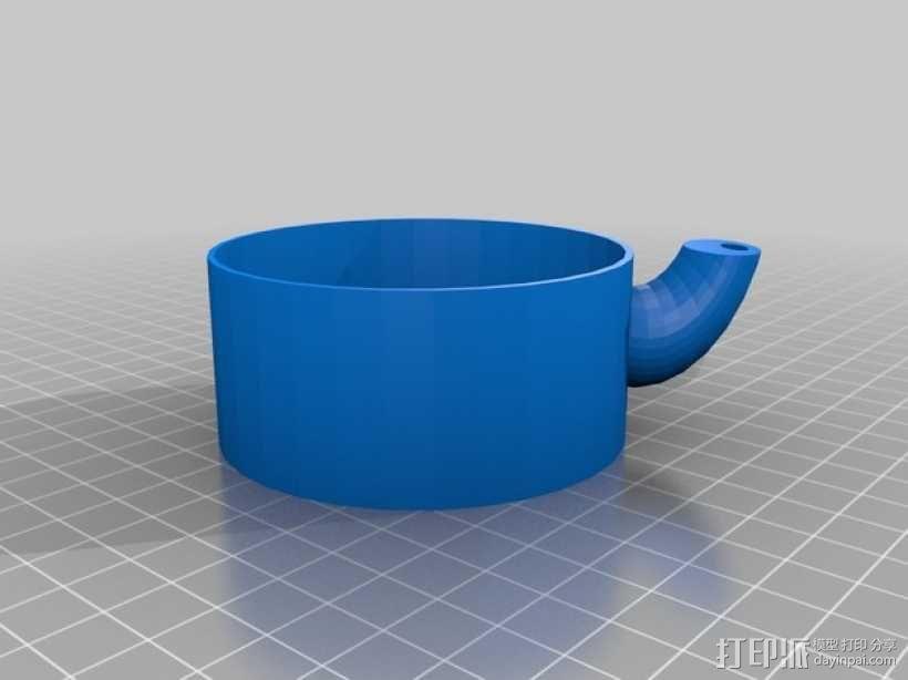 克莱因瓶马克杯 3D模型  图7