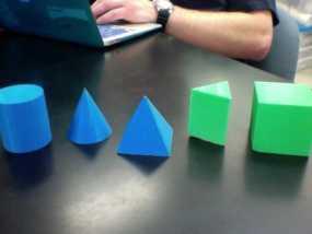 几何体  3D模型