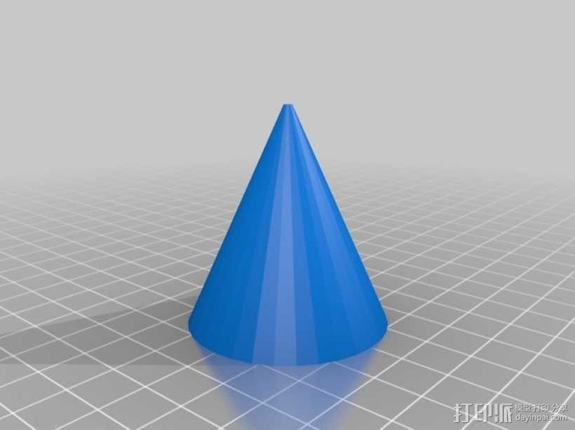 几何体  3D模型  图2