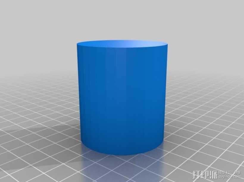 几何体  3D模型  图3
