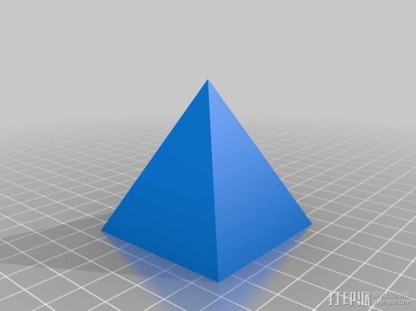 几何体  3D模型  图6