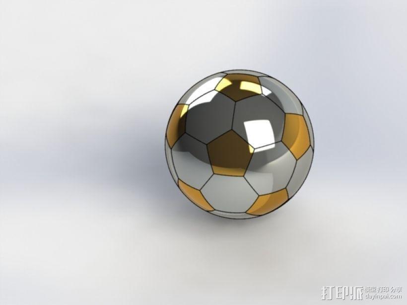 几何球体 3D模型  图1