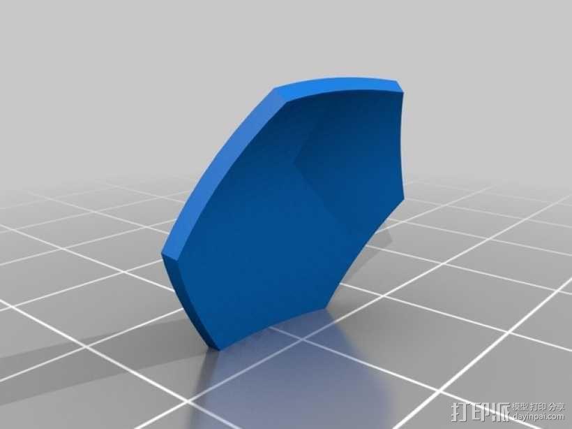 几何球体 3D模型  图2