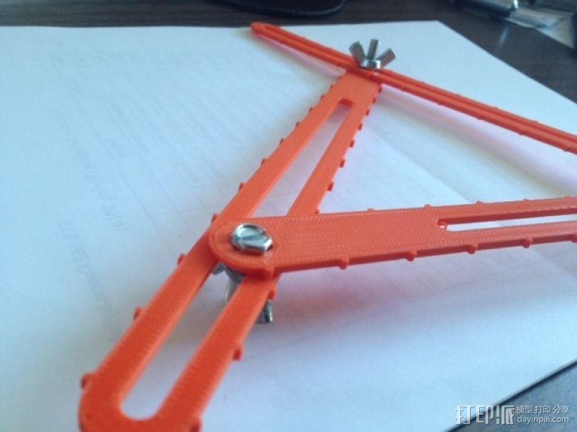 三角形工具 3D模型  图1