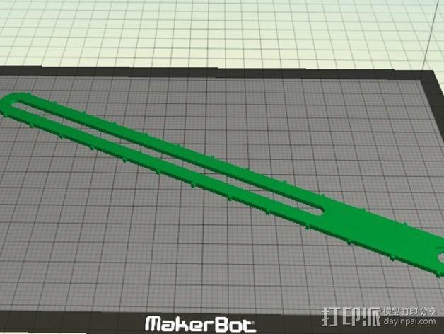 三角形工具 3D模型  图2
