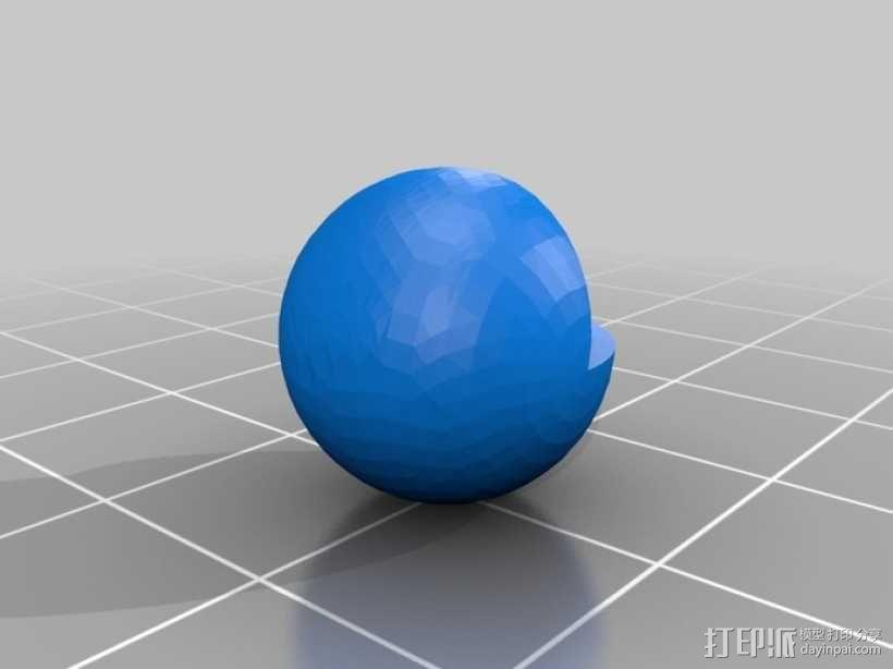 动物细胞模型 3D模型  图2