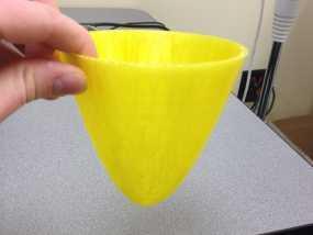 抛物面几何体 3D模型