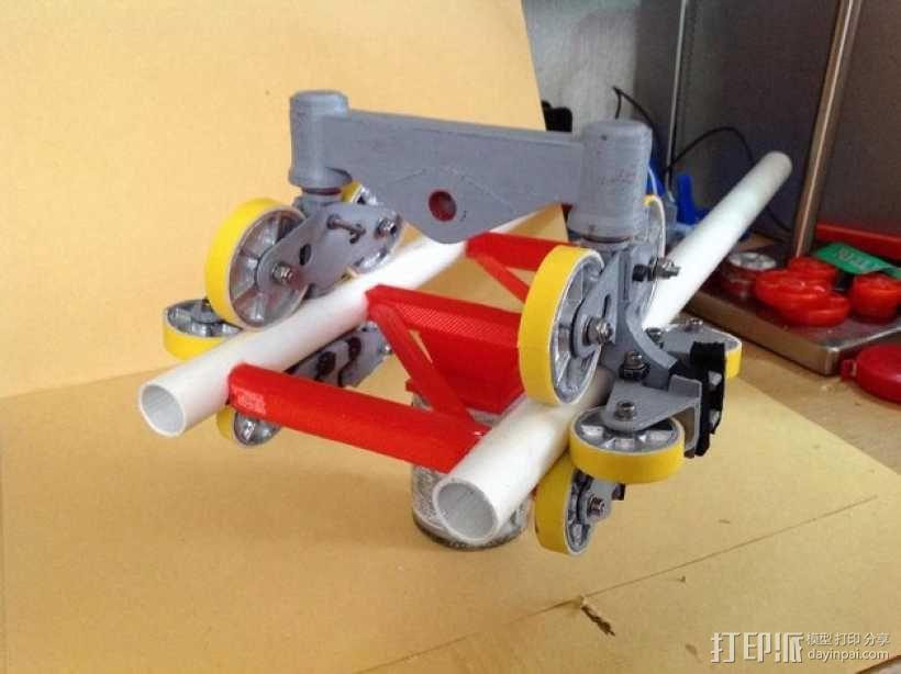 过山车车厢模型 3D模型  图5