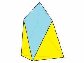 七面体 3D模型