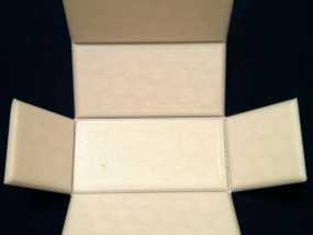 长方体 几何体 直角棱柱 3D模型