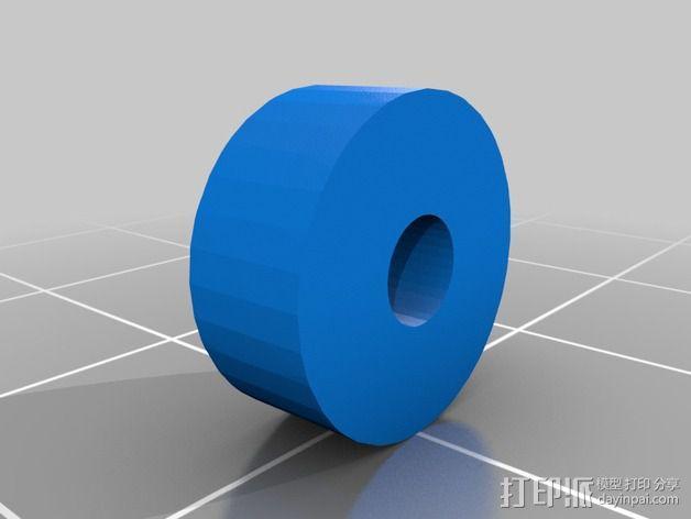 蜗形凹轮分度箱 3D模型  图11