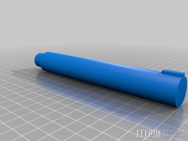 蜗形凹轮分度箱 3D模型  图17