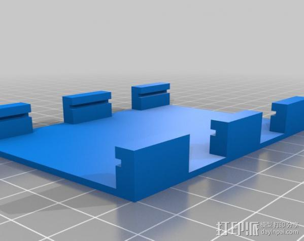 极光监控仪 3D模型  图13