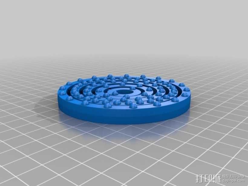 原子模型 3D模型  图2