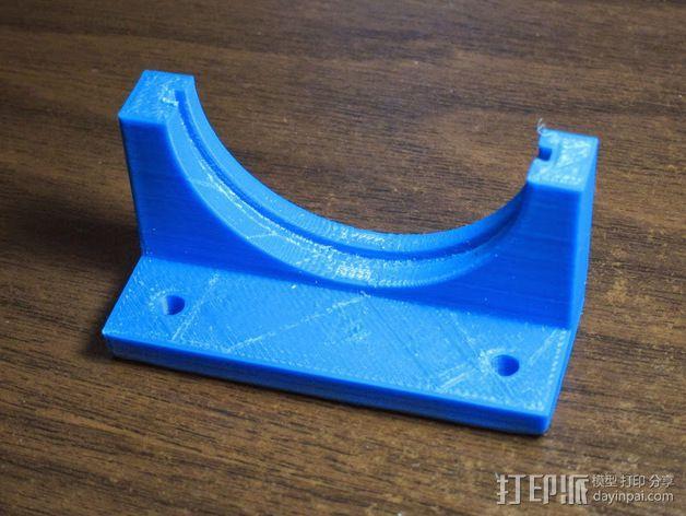 镜片架 3D模型  图2