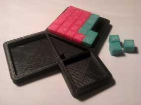毕达哥拉斯定律 勾股定律教学工具 3D模型