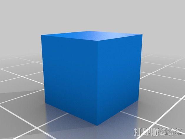毕达哥拉斯定律 勾股定律教学工具 3D模型  图5