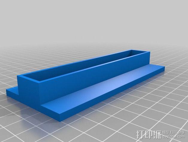 植物组织培养架 3D模型  图2