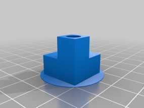 直角连接器 3D模型