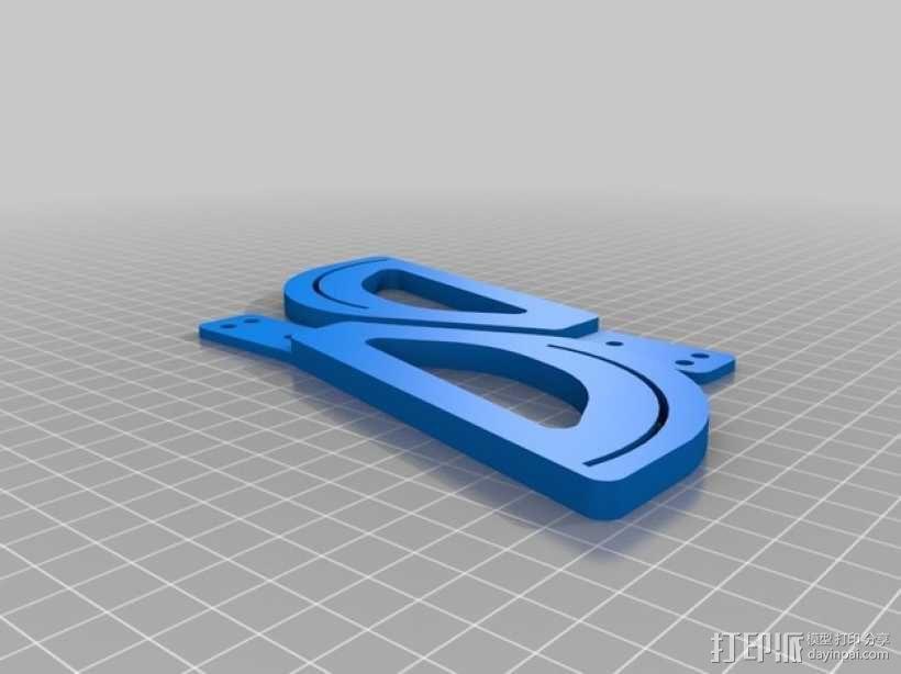竖轴风车  3D模型  图6