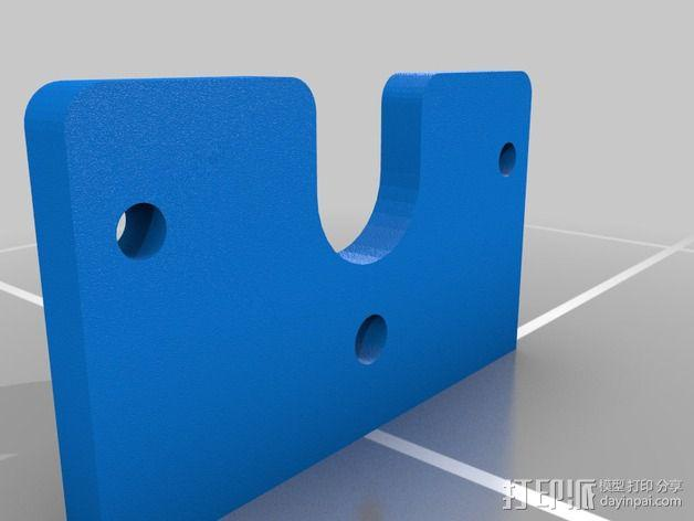 注射泵 3D模型  图2