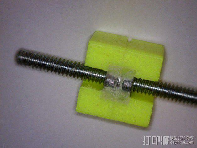 注射泵 3D模型  图5