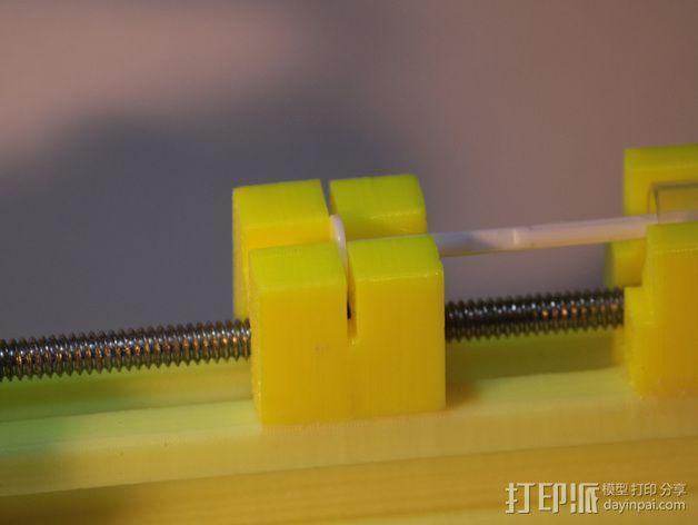 注射泵 3D模型  图6
