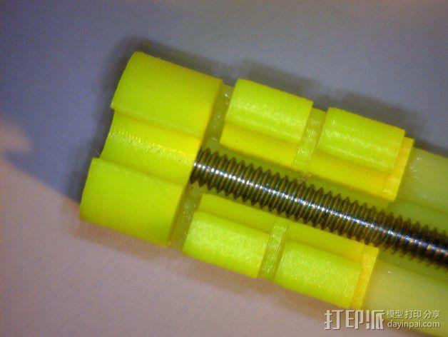 注射泵 3D模型  图8