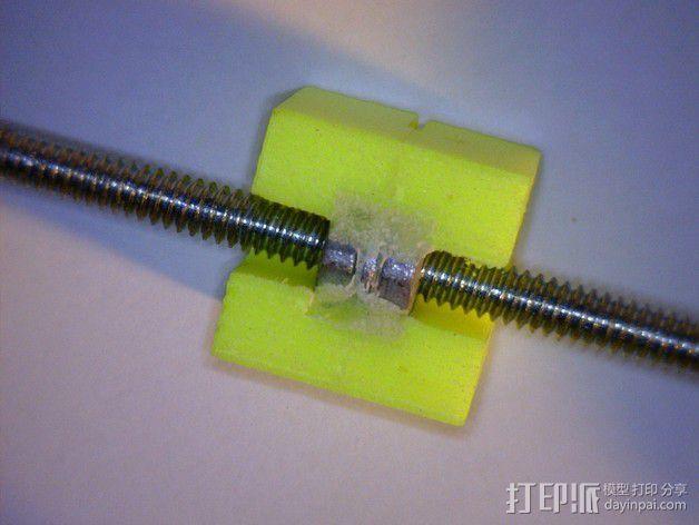注射泵 3D模型  图7