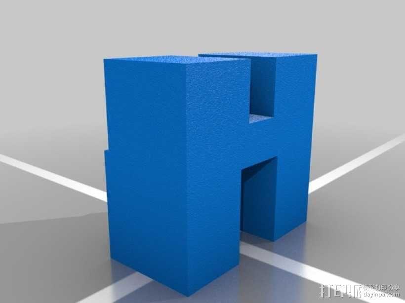 注射泵 3D模型  图17