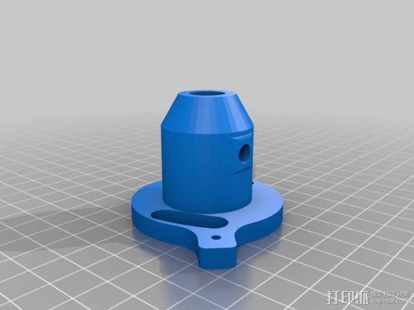 竖轴风车 垂直轴风力机 3D模型  图4