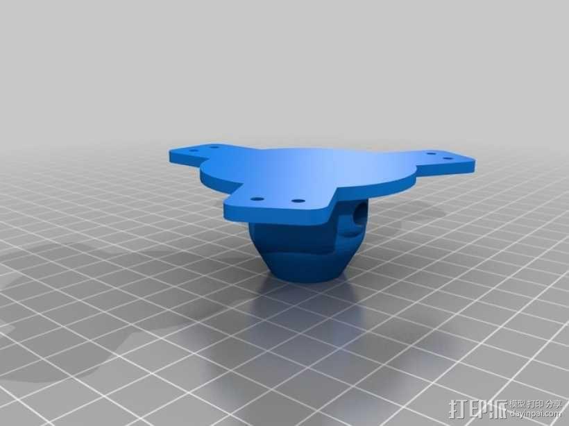 竖轴风车 垂直轴风力机 3D模型  图10