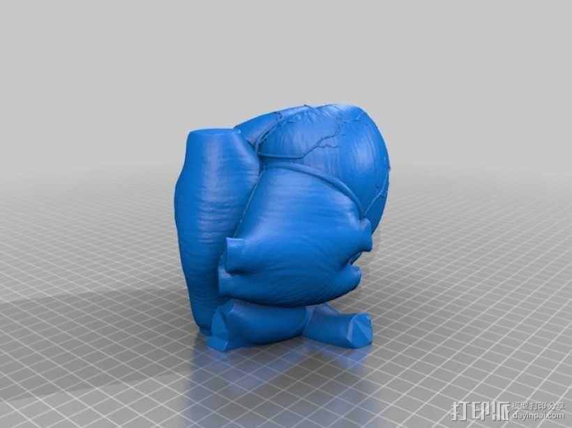心脏模型 3D模型  图2