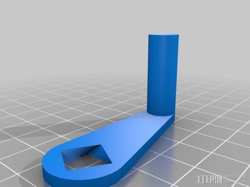 螺旋泵 3D模型  图7