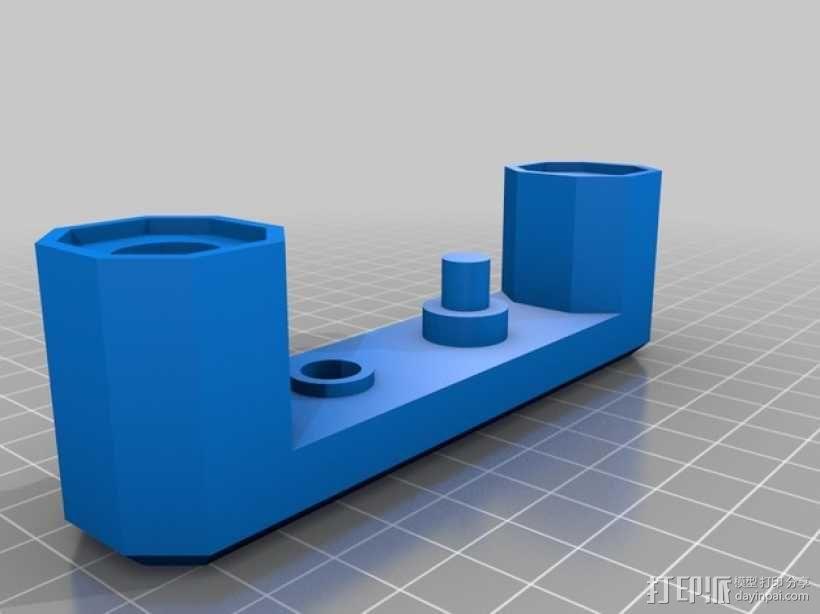 变速箱 齿轮箱 3D模型  图4