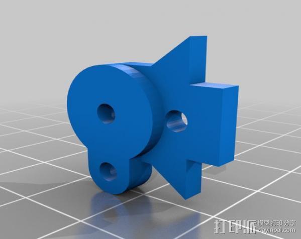 雨量器  3D模型  图4