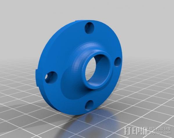雨量器  3D模型  图6