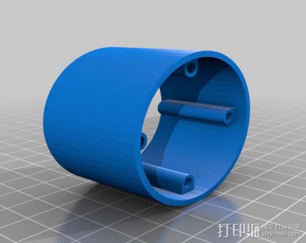 雨量器  3D模型  图8