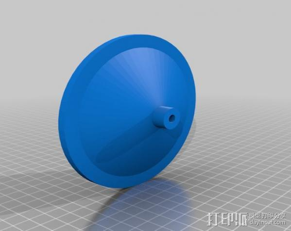 雨量器  3D模型  图9