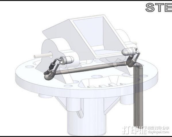 雨量器  3D模型  图18