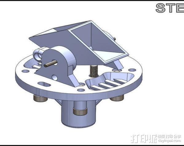 雨量器  3D模型  图17