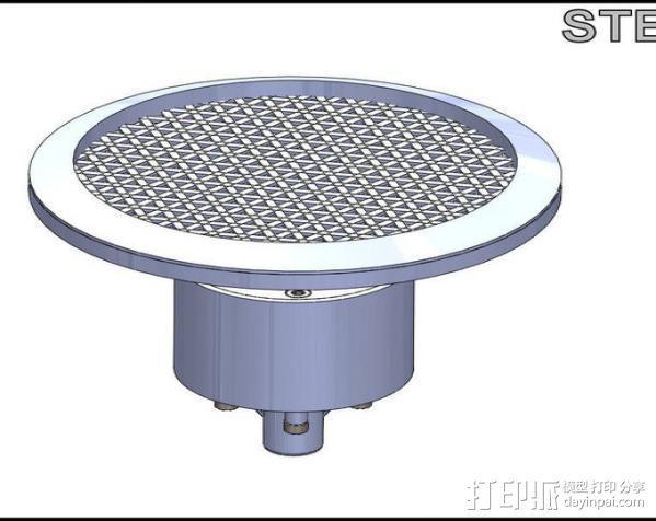 雨量器  3D模型  图21